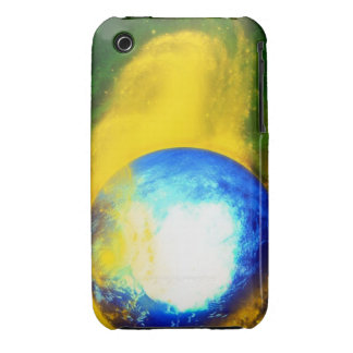 Bandeira Brasil personalizada iPhone 3 Case-Mate Cases
