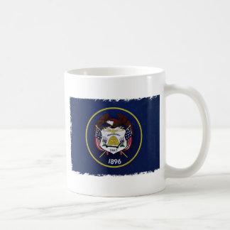 Bandeira de Utah Basic White Mug