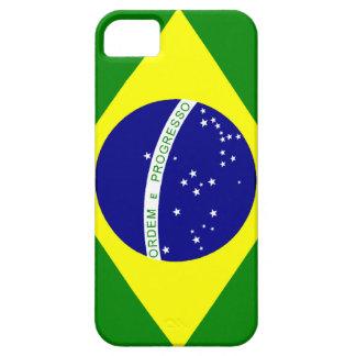 Bandeira do Brasil / Brazil Flag iPhone 5 Cases