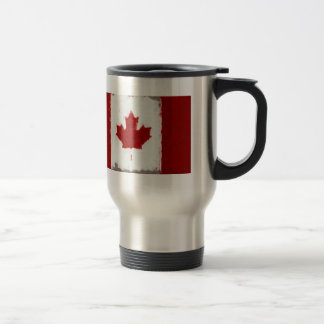 Bandeira do Canadá Canecas