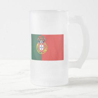 Bandeira Portuguesa Classica por Fás de Portugal Coffee Mugs