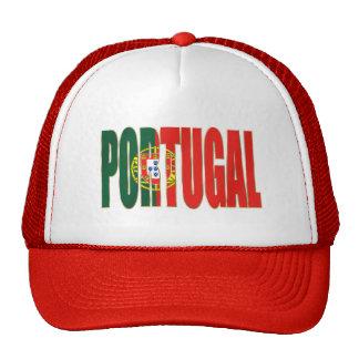 """Bandeira Portuguesa - Marca """"Portugal"""" por Fãs Cap"""