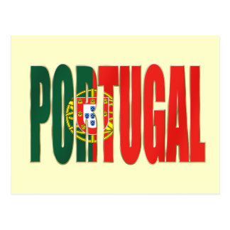"Bandeira Portuguesa - Marca ""Portugal"" por Fãs Postcards"