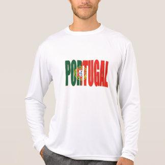 """Bandeira Portuguesa - Marca """"Portugal"""" por Fãs Shirt"""