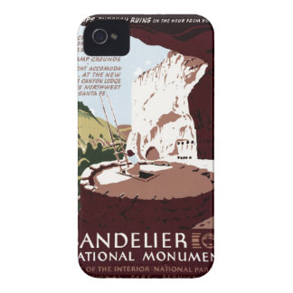 Bandelier National Monument iPhone 4 Cases