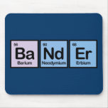 Bander Made of Elements Mouse Mats