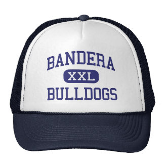 Bandera - Bulldogs - High School - Bandera Texas Trucker Hat