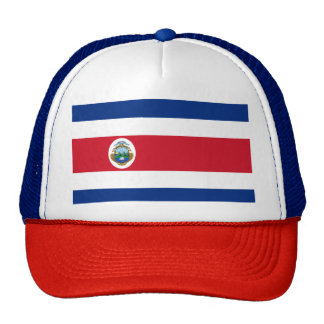 Bandera de Costa Rica - Flag of Costa Rica Cap
