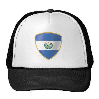 Bandera de El Salvador Mesh Hats