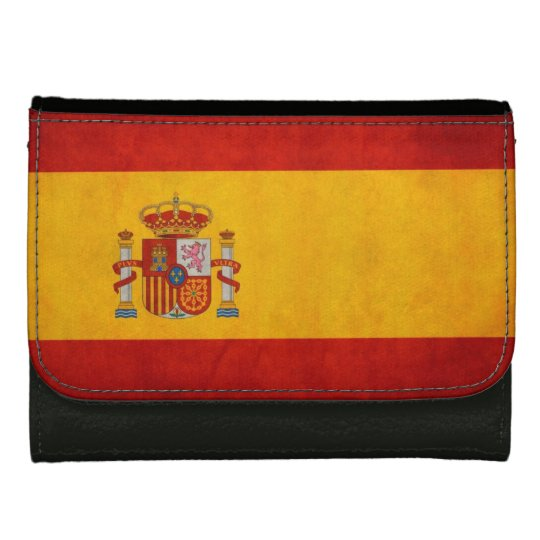 Bandera de España - Retro Grunge Flag of