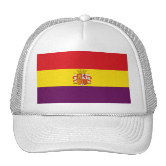 Bandera de la República Española Cap