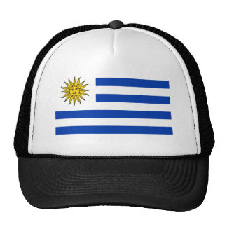 Bandera Uruguay Hats