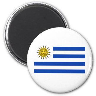 Bandera Uruguay Refrigerator Magnets