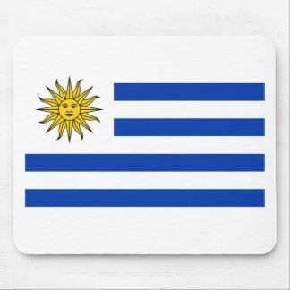 Bandera Uruguay Mouse Pad