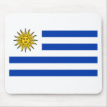 Bandera Uruguay Mousepads