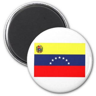 Bandera venezolana magnet