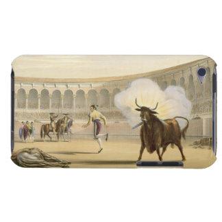 Banderillas de Fuego, 1865 (colour litho) iPod Case-Mate Case