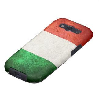 bandiera Italia Samsung Galaxy S3 Covers