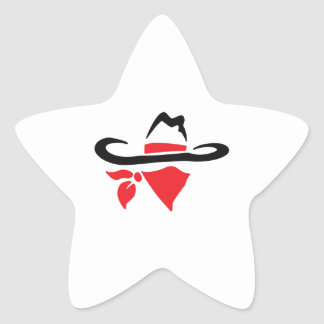 BANDIT OUTLAW STAR STICKER