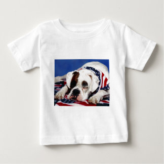 Bandit the Boxer Baby T-Shirt