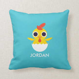 Bandit the Chick Cushion