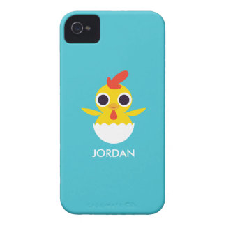 Bandit the Chick iPhone 4 Case-Mate Cases