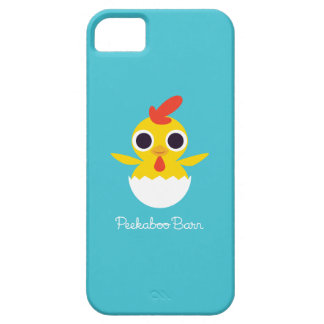 Bandit the Chick iPhone 5 Cover