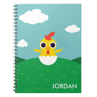 Bandit the Chick Notebook
