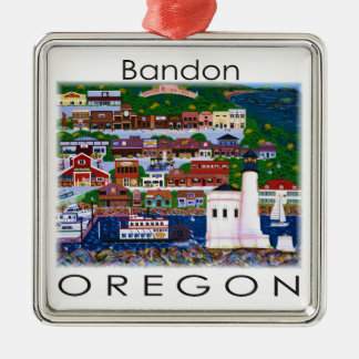 Bandon By the Sea~ Christmas Ornament