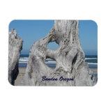 Bandon Oregon magnets Blue Sky Ocean Waves