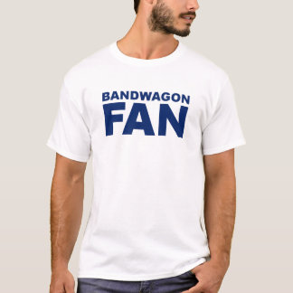 Bandwagon Fan Sports Shirt - Band Wagon - Hockey