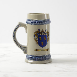 Bandy Shield of Arms Beer Steins