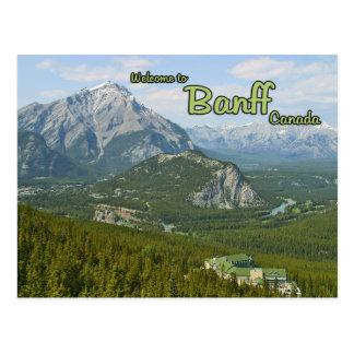 Banff Alberta Canada Post Cards