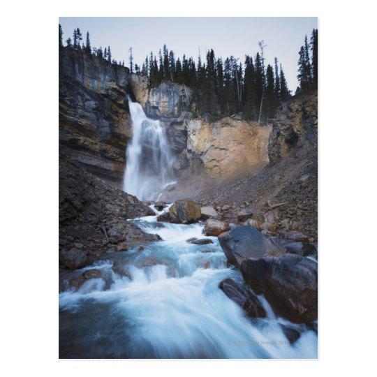 Banff, Alberta, Canada Postcard