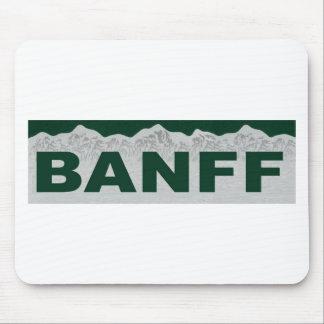 Banff Alberta Mousepad