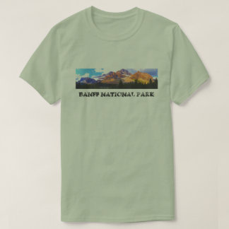 Banff and Jasper National Park T-Shirt