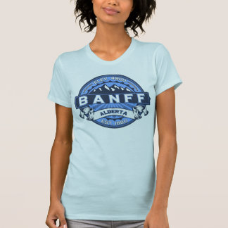 Banff Blue Logo T-Shirt