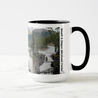 Banff & Jasper National Parks Mug