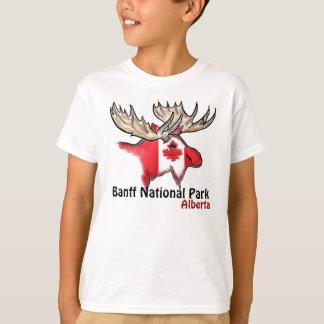 Banff National Park Alberta Canada boys tee