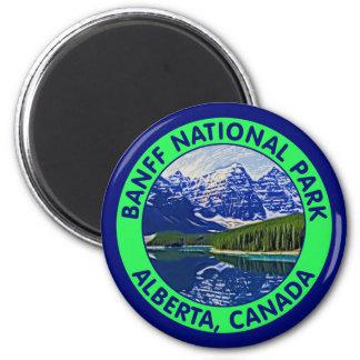 Banff National Park, Alberta, Canada Fridge Magnet