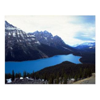 Banff National Park, Alberta, Canada Postcard