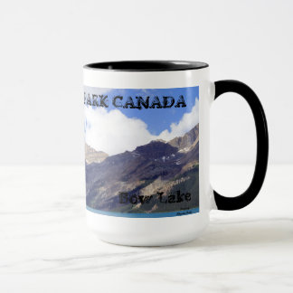 Banff National Park - Bow Lake Mug