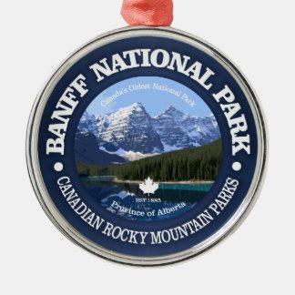 Banff National Park (C) Christmas Ornament