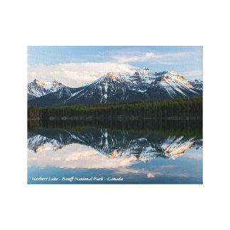 Banff National Park canvas print