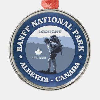 Banff National Park Christmas Ornament