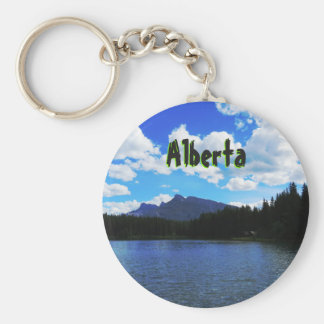 Banff National Park Key Ring