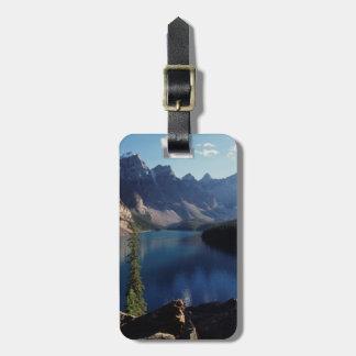 Banff National Park Moraine Lake Bag Tag
