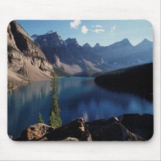 Banff National Park Moraine Lake Mouse Mat