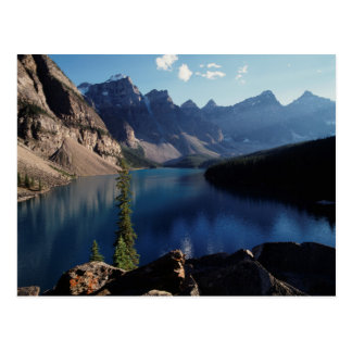 Banff National Park Moraine Lake Postcard