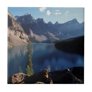Banff National Park Moraine Lake Tile